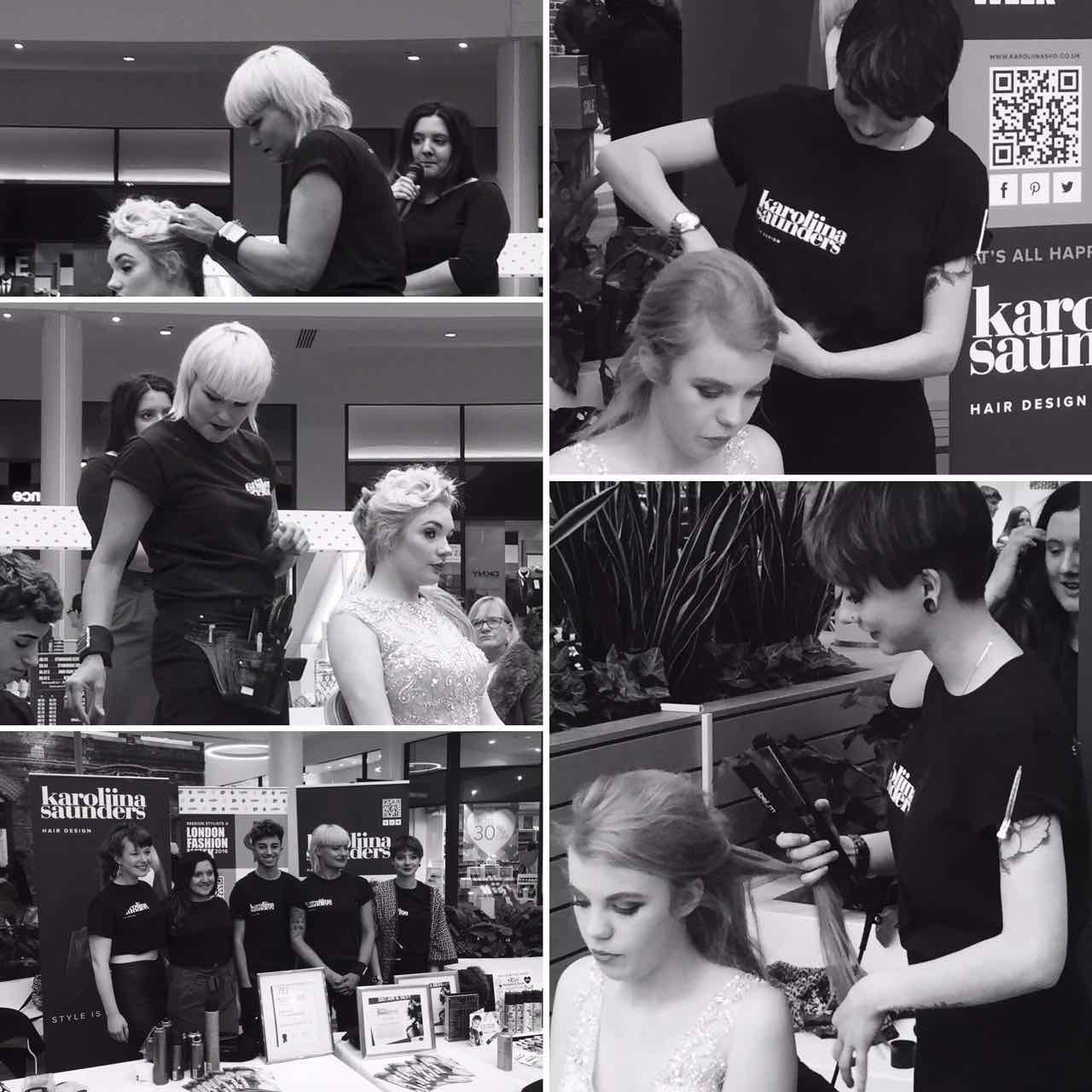 The best Prom Hairstyling in Swindon at our Highworth hair salon