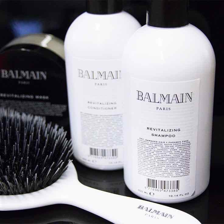 FREE Balmain hair extension maintenance in Highworth, Swindon
