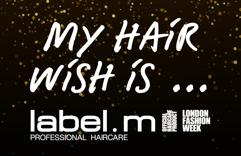 Label M hair wish