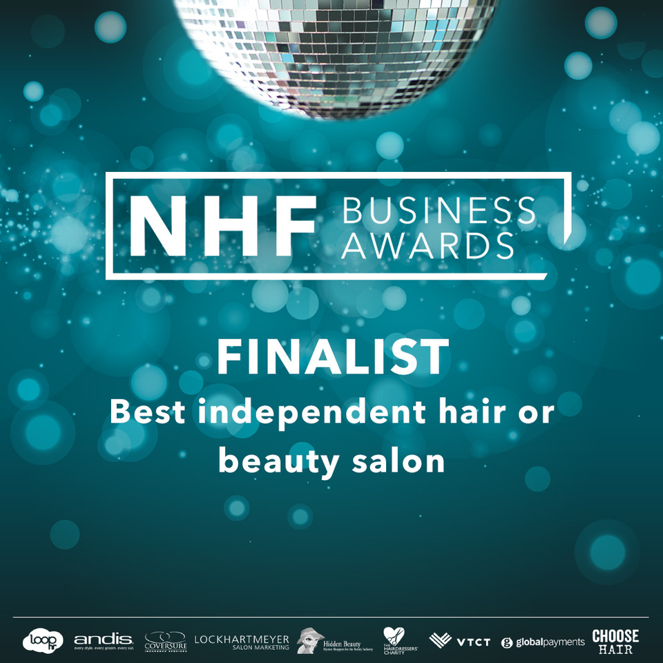 Finalists in three categories in national hair awards