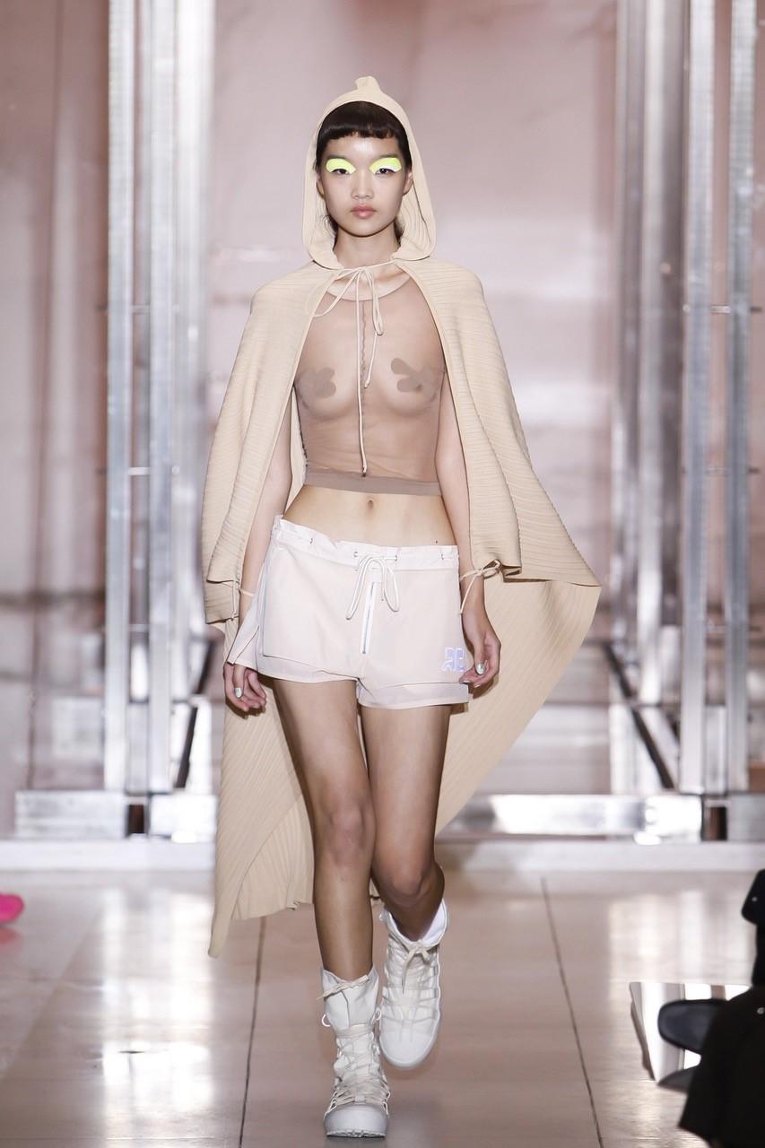 Courreges at Paris Fashion Week 2018