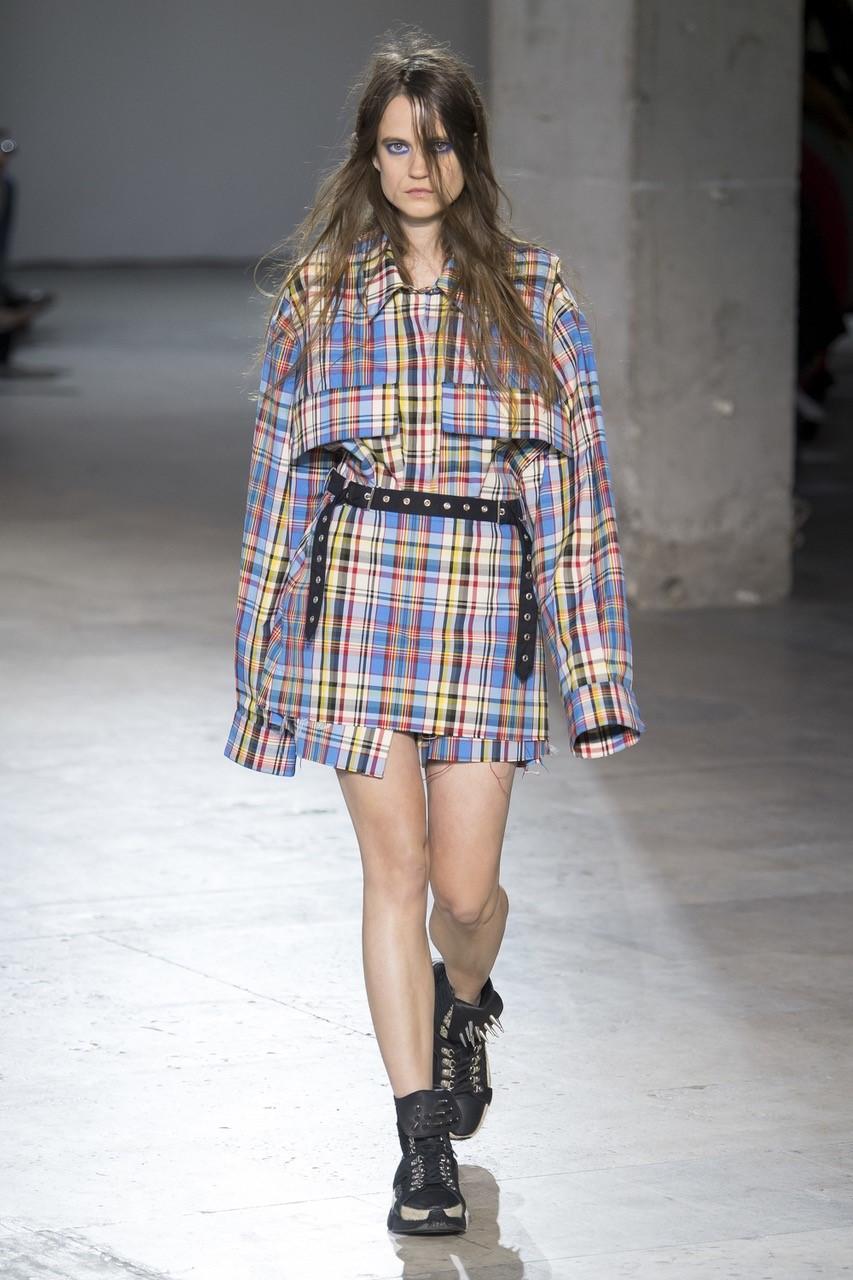 Marques Almeida at Paris Fashion Week 2018